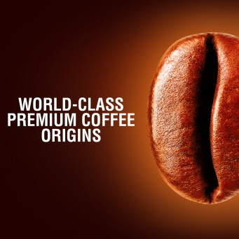Premium Coffee Origins - Cafe Au Lait Decaffeinato