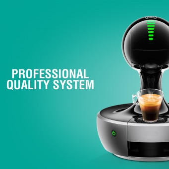 Professional Quality System - Cappuccino